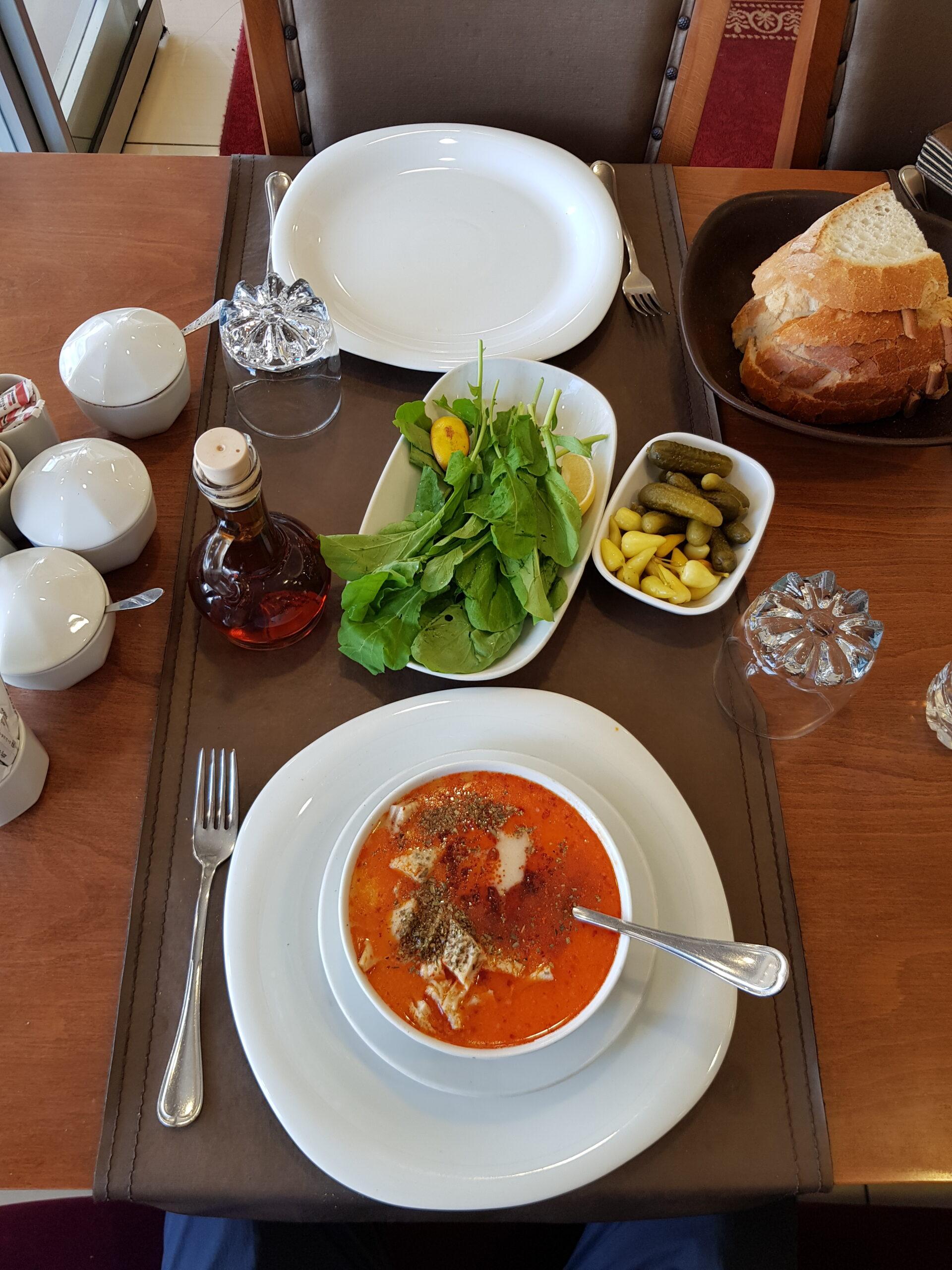맛있는 터키 음식